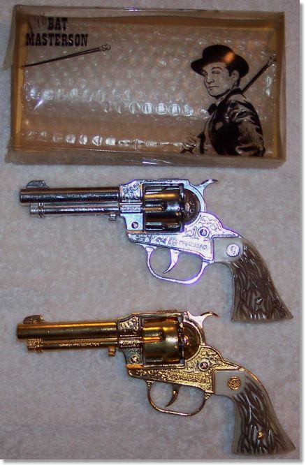 Carnell Toy Cap Guns