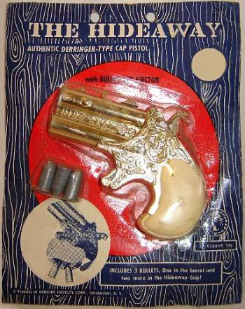 Esquire Toy Cap Guns in Nichols Cap Guns