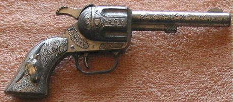 Hubley Toy Cap Guns Page 4