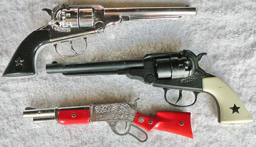 nichols industries inc other toy cap gun brands